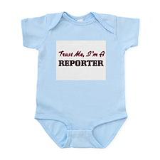 Trust me I'm a Reporter Body Suit