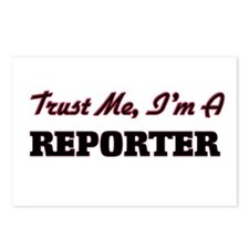 Trust me I'm a Reporter Postcards (Package of 8)