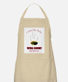 Ticks BBQ Apron
