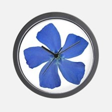 Periwinkle Wall Clock