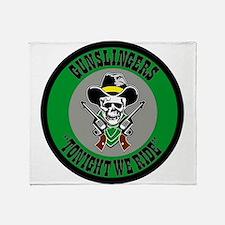vfa105_gunslingers.png Throw Blanket