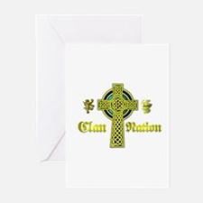 Clan Nation.:-) Greeting Cards (Pk of 10)