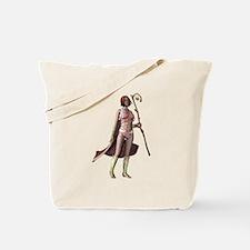 Lady Mage Tote Bag
