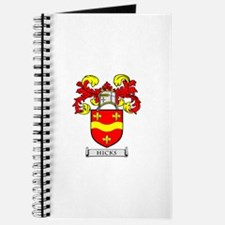 HICKS Coat of Arms Journal