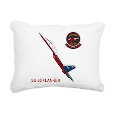 Cute Su30 Rectangular Canvas Pillow