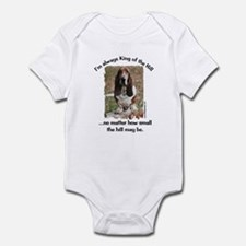 King of the Hill Infant Bodysuit