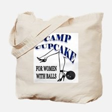Camp Cupcake Tote Bag