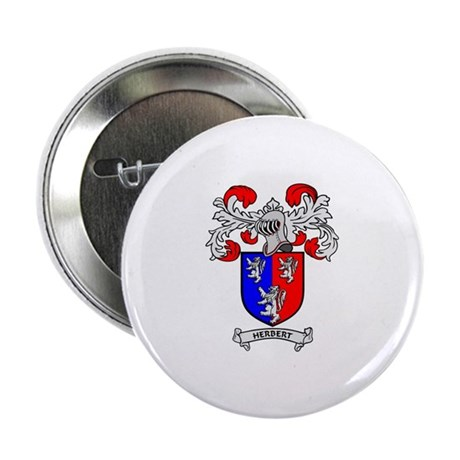 """HERBERT Coat of Arms 2.25"""" Button (10 pack)"""