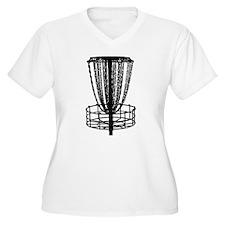 black basket NO TEXT.png Plus Size T-Shirt
