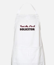 Trust me I'm a Solicitor Apron