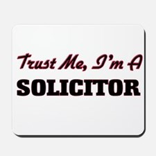 Trust me I'm a Solicitor Mousepad