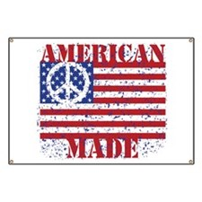 American Made Banner