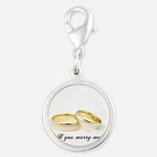 wedding bands Will you marry me? Charms