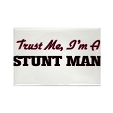 Trust me I'm a Stunt Man Magnets