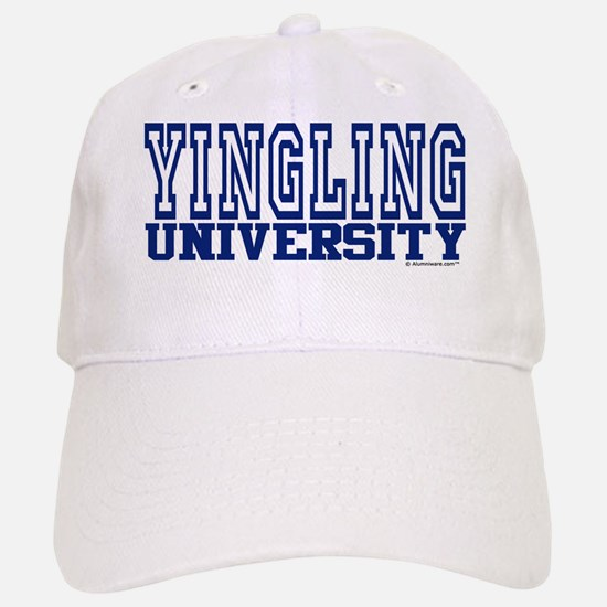 YINGLING University Baseball Baseball Cap