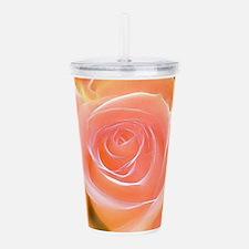 Rose 2014-0932 Acrylic Double-wall Tumbler