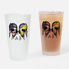 Molon Labe by American Patriots Drinking Glass
