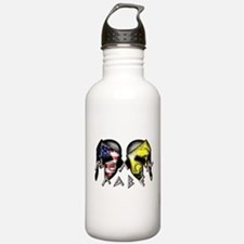 Molon Labe by American Patriots Water Bottle
