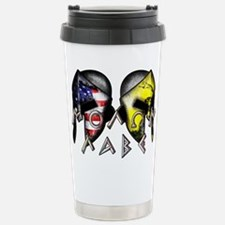 Molon Labe by American Patriots Travel Mug