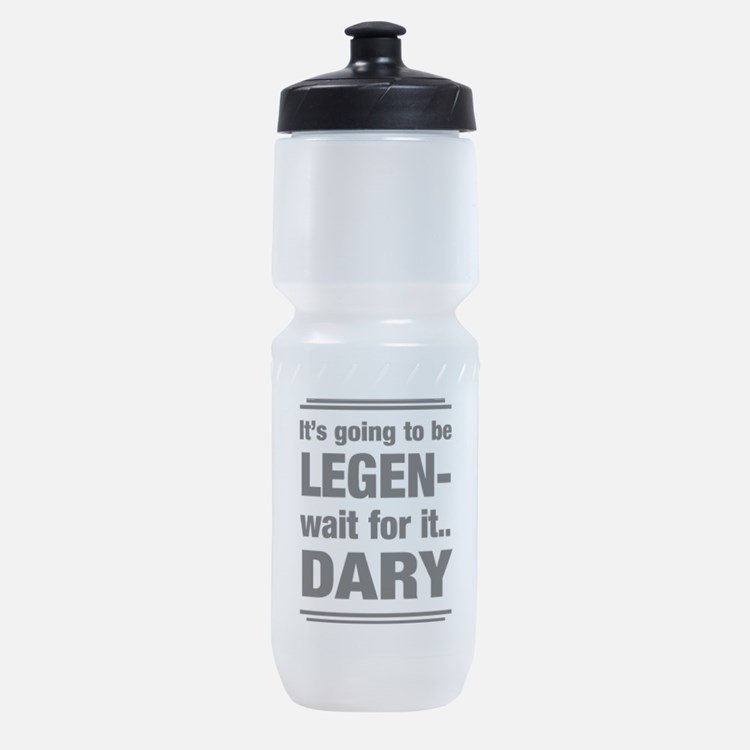 It's going to be Legen- wait for it...Dary Sports