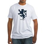 Lion - Clergy Fitted T-Shirt