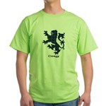 Lion - Clergy Green T-Shirt