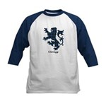 Lion - Clergy Kids Baseball Jersey