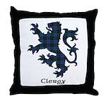 Lion - Clergy Throw Pillow