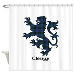 Lion - Clergy Shower Curtain