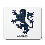 Lion - Clergy Mousepad
