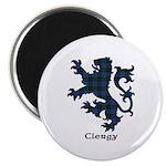 Lion - Clergy Magnet