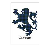 Lion - Clergy Postcards (Package of 8)