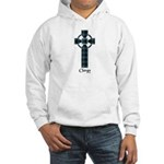 Cross - Clergy Hooded Sweatshirt