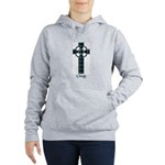 Cross - Clergy Women's Hooded Sweatshirt