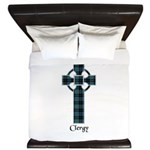 Cross - Clergy King Duvet