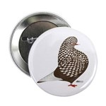 Brown Teager Pigeon Button