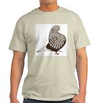 Brown Teager Pigeon Light T-Shirt