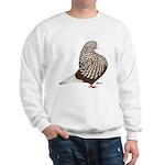 Brown Teager Pigeon Sweatshirt