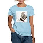 Brown Teager Pigeon Women's Light T-Shirt