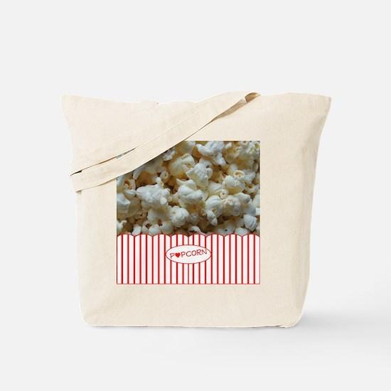 Popcorn Lover Tote Bag