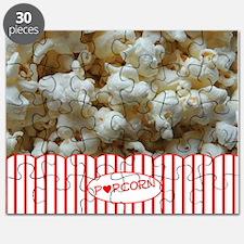 Popcorn Lover Puzzle