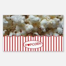 Popcorn Lover Decal
