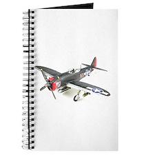 Cool P 47 thunderbolt Journal