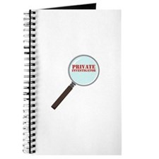 Private Investigator Journal