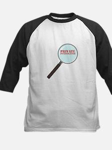 Private Investigator Baseball Jersey