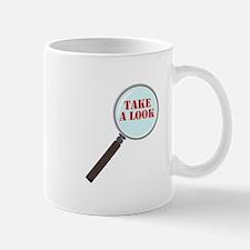 Take A Look Mugs