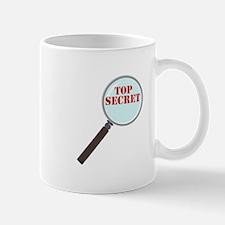 Top Secret Mugs