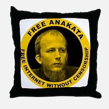 Free Anakata Throw Pillow
