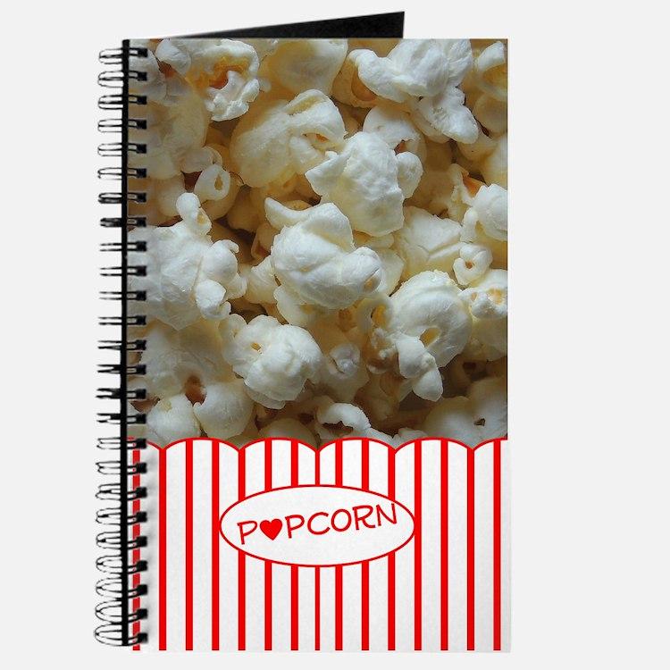 Popcorn Lover Journal