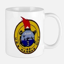 USS KANSAS CITY Mug